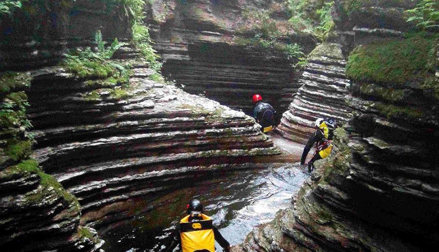 regala-canyoning