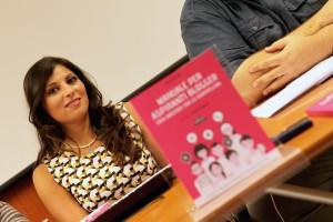 CRO Napoli 1 Ott 2016 - presentazione del Manuale per aspiranti blogger (foto G.Irrera)